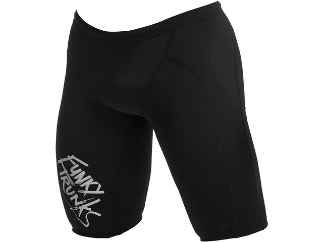 Funky Trunks Training Jammer-uimahousut Miehet, chromed